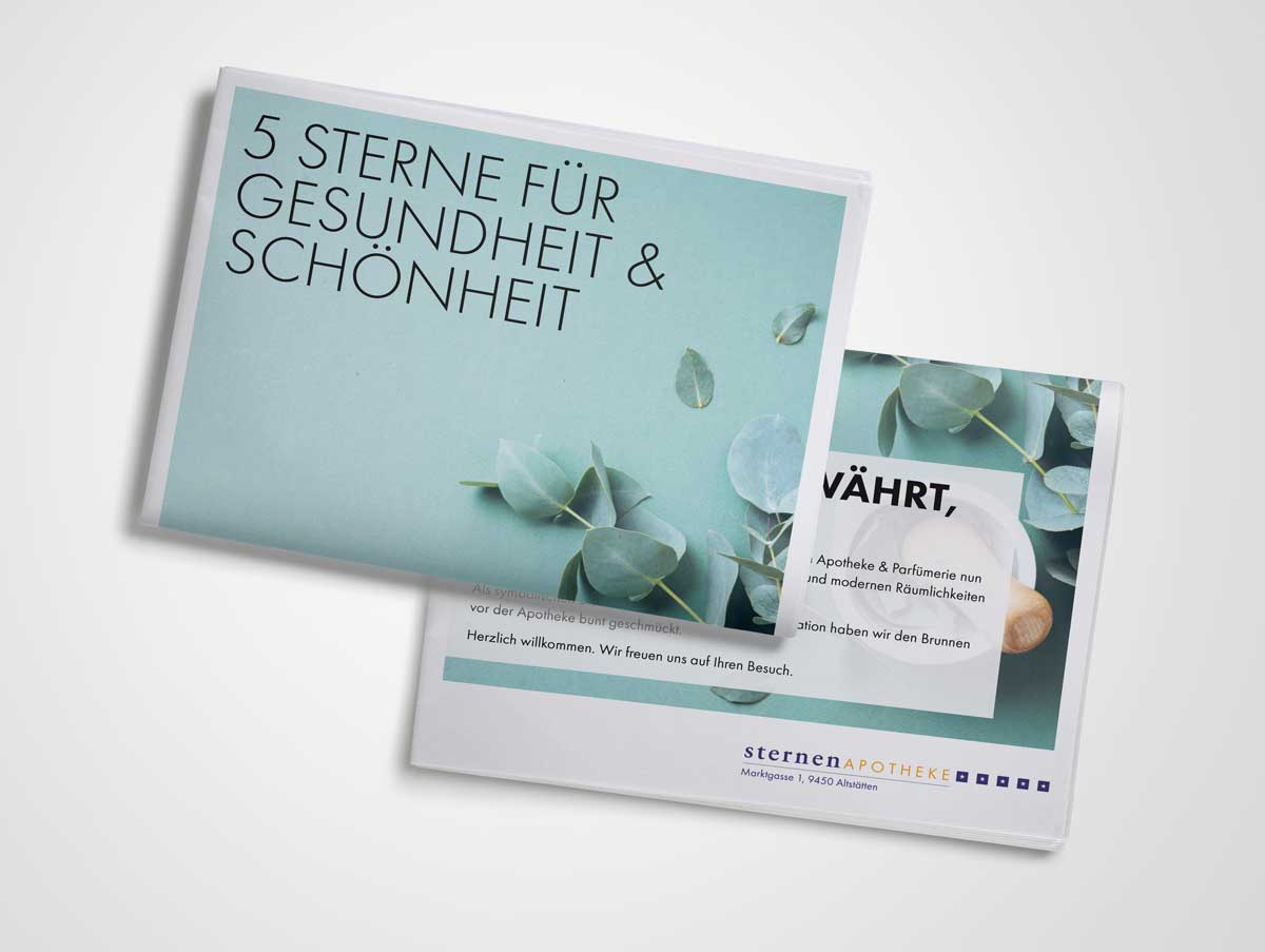 Magazin Sternenapotheke
