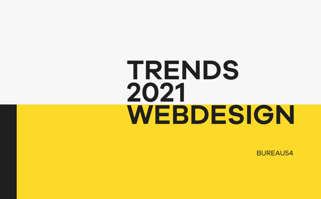 Webdesign Trends Titelbild