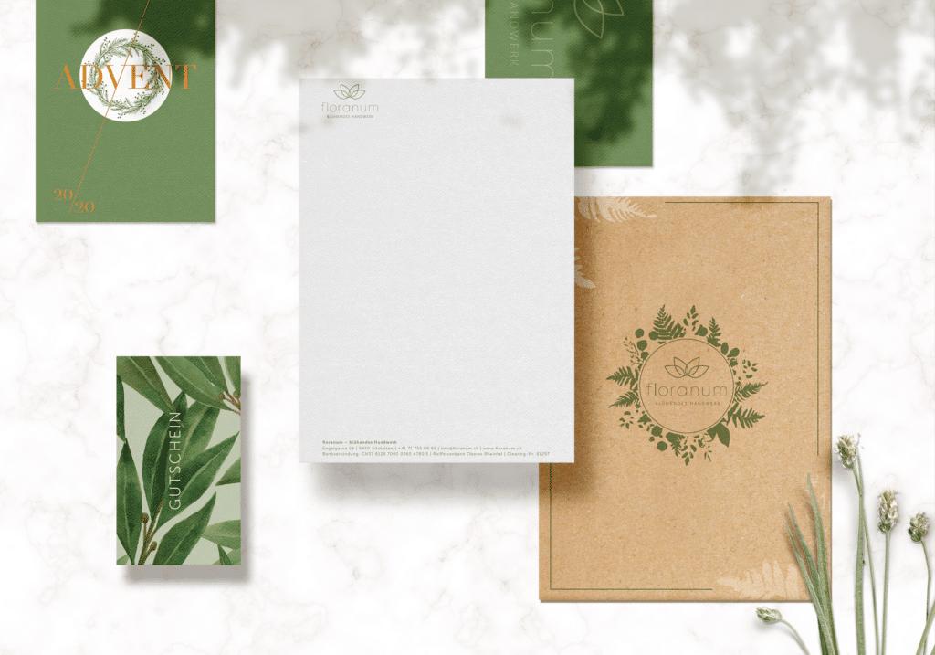 floranum Briefschaften
