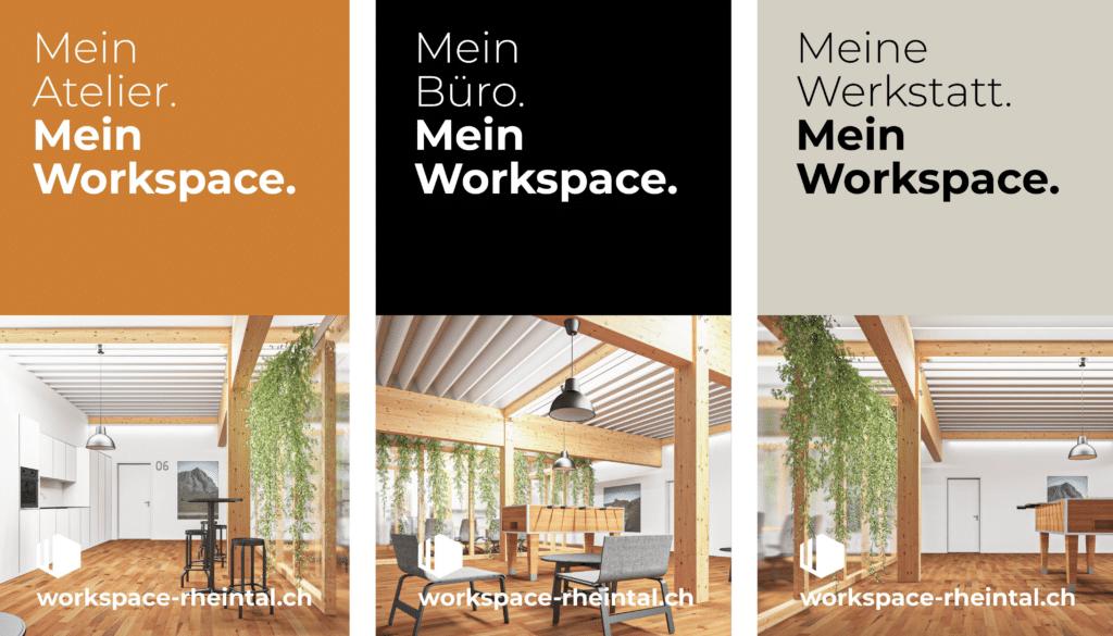Social Ads Workspace Rheintal